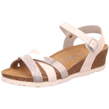 Rohde Komfort Sandale weiß