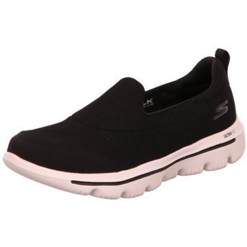 skechers schuhe f�r damen jetzt g�nstig online kaufen schuhe de  skechers sneaker low schwarz