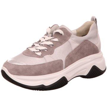 Paul Green Plateau Sneaker4763 grau