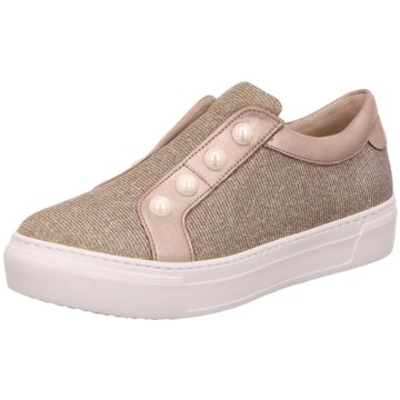 Gabor Sneaker Low gold