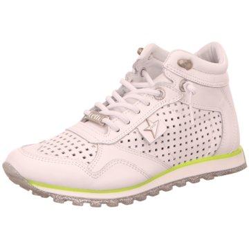 Cetti Sneaker High weiß