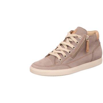 Paul Green Sneaker High grau