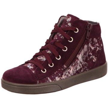 Superfit Sneaker High lila