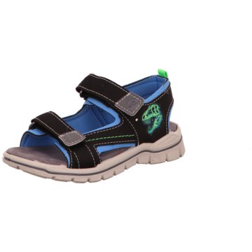 Ricosta Offene SchuheFire schwarz