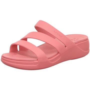 CROCS Badeschuh pink