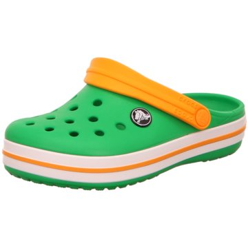 CROCS ClogCrocband Clog K grün