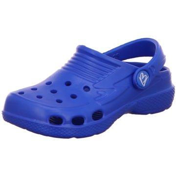 Beck Clog blau