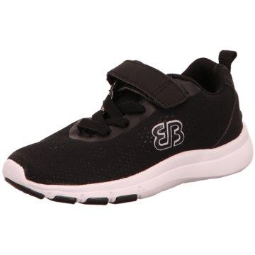 EB Sneaker Low schwarz