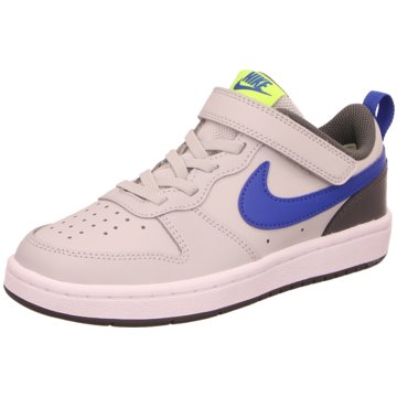 Nike Sneaker HighCOURT BOROUGH LOW 2 - BQ5451-012 grau