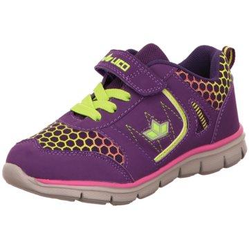 Brütting Sneaker Low lila