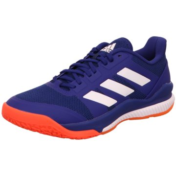 adidas HallenschuheStabil Bounce blau