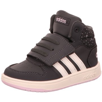 adidas Core Sneaker High grau