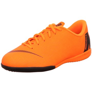 Nike Hallen-Sohlen orange