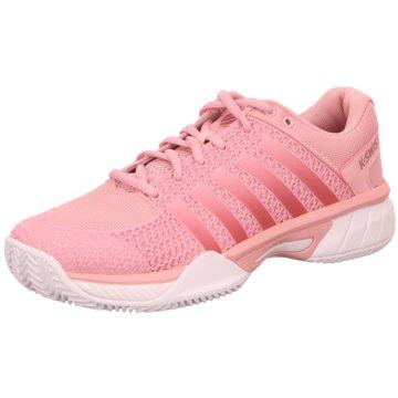 K-Swiss Tennisschuh rosa