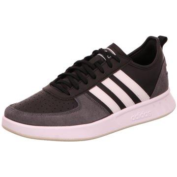 adidas Sneaker LowCOURT80S - EE9664 schwarz