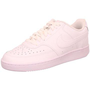 Nike Sneaker LowCOURT VISION LOW - CD5463-100 weiß
