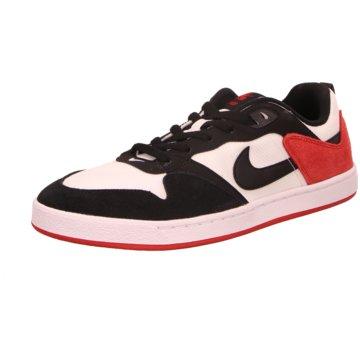 Nike Sneaker LowNike SB Alleyoop Skate Shoe - CJ0882-102 weiß
