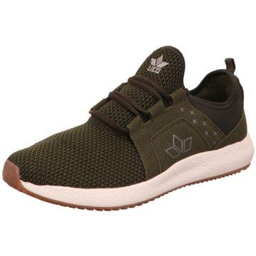 Brütting Sneaker Low grün