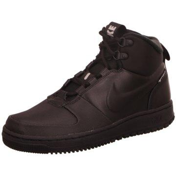 Nike Sneaker HighPath Winter schwarz