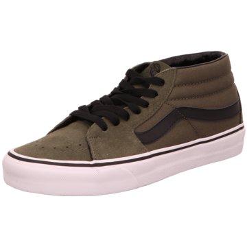 Vans Sneaker HighUA SK8-MID grün