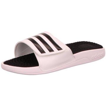 adidas Badelatsche weiß