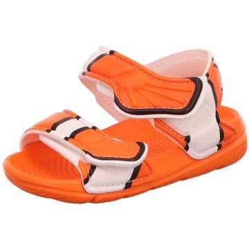 adidas Sandale orange