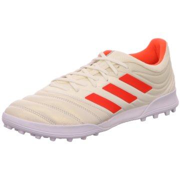 adidas Multinocken-SohleCopa 19.3 TF beige