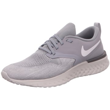Nike RunningOdyssey React 2 Flyknit Women grau