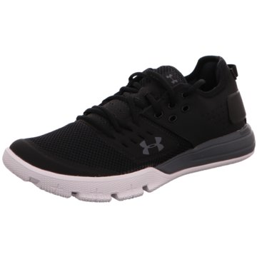 Under Armour TrainingsschuheCharged Ultimate 3.0 schwarz