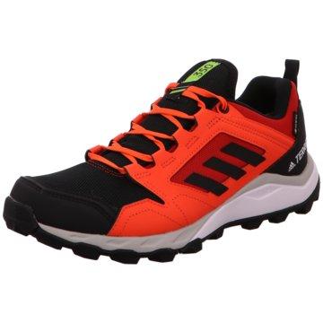 adidas Outdoor SchuhTerrex Agravic TR GTX orange