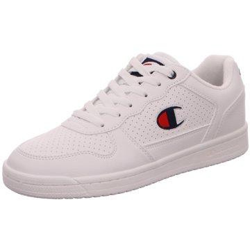 Champion Sneaker LowChicago Low weiß