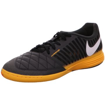 Nike Hallen-SohleLunargato II schwarz