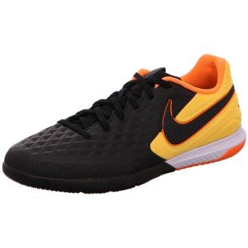 Nike Hallen-SohleReact Tiempo Legend 8 Pro IC schwarz