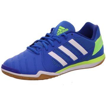 adidas Hallen-SohleTop Sala blau