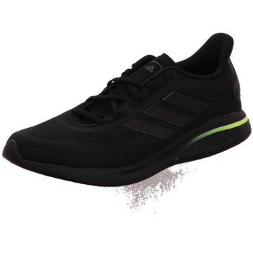 adidas RunningSupernova Boost schwarz
