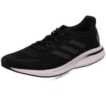 adidas RunningSupernova Women schwarz