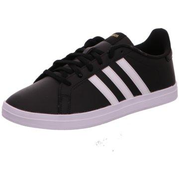 adidas Sneaker LowCOURTPOINT X SCHUH - FW7379 schwarz