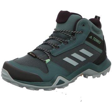 adidas Outdoor SchuhTerrex AX3 Mid GTX Women grün