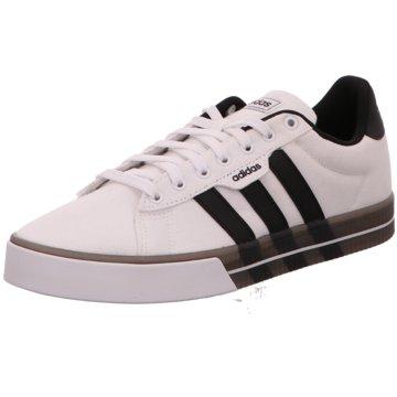 adidas Street LookDAILY 3.0 SCHUH - FW7049 weiß