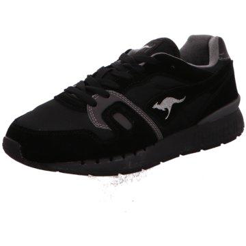 KangaROOS Sneaker LowOmnicoil II schwarz