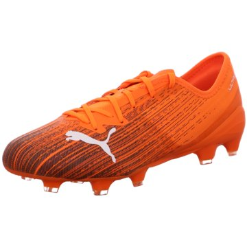 Puma Nocken-SohleUltra 2.1 FG/AG orange