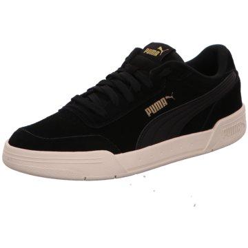 Puma Sneaker LowCaracal Suede schwarz