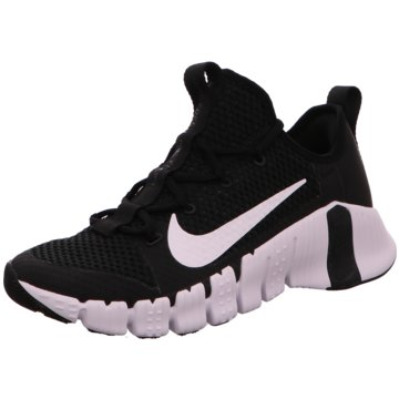 Nike TrainingsschuheFREE METCON 3 - CJ0861-010 schwarz