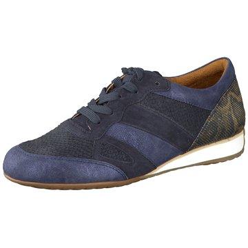 Gabor Sportlicher Schnürschuh46.356.26 blau