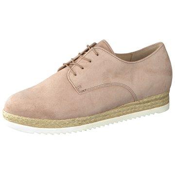 Gabor Espadrilles SchnürschuheSneaker rosa