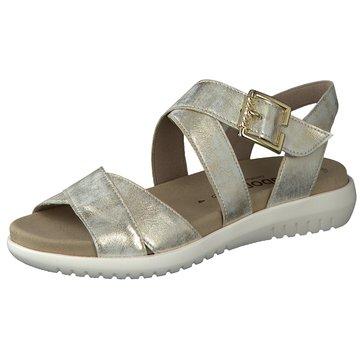 Gabor comfort Sandale gold