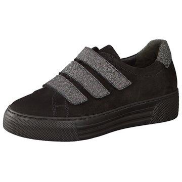 Gabor comfort Komfort SlipperSneaker schwarz