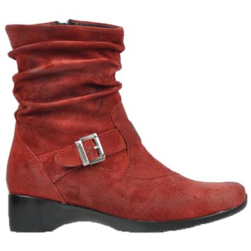 Wolky Komfort Stiefel rot