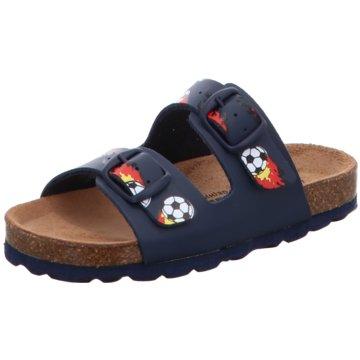 Gemini Offene Schuhe blau