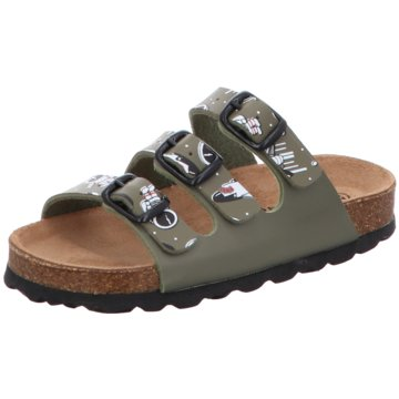 Gemini Offene Schuhe oliv